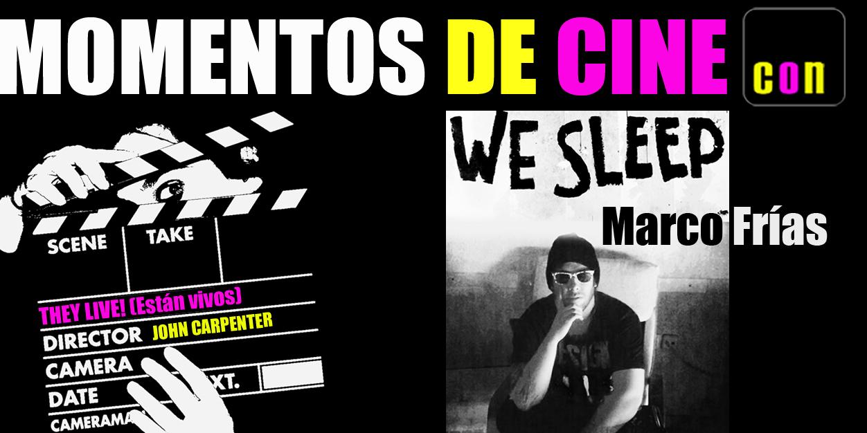 momentos de cine con Marco Frías