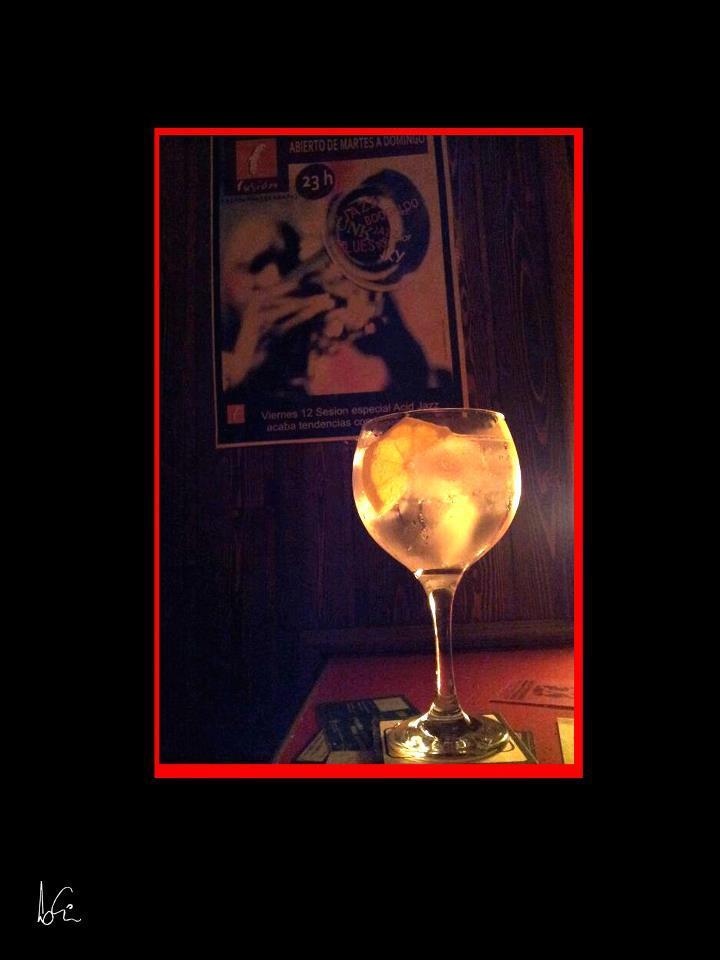 fusion gin tonic