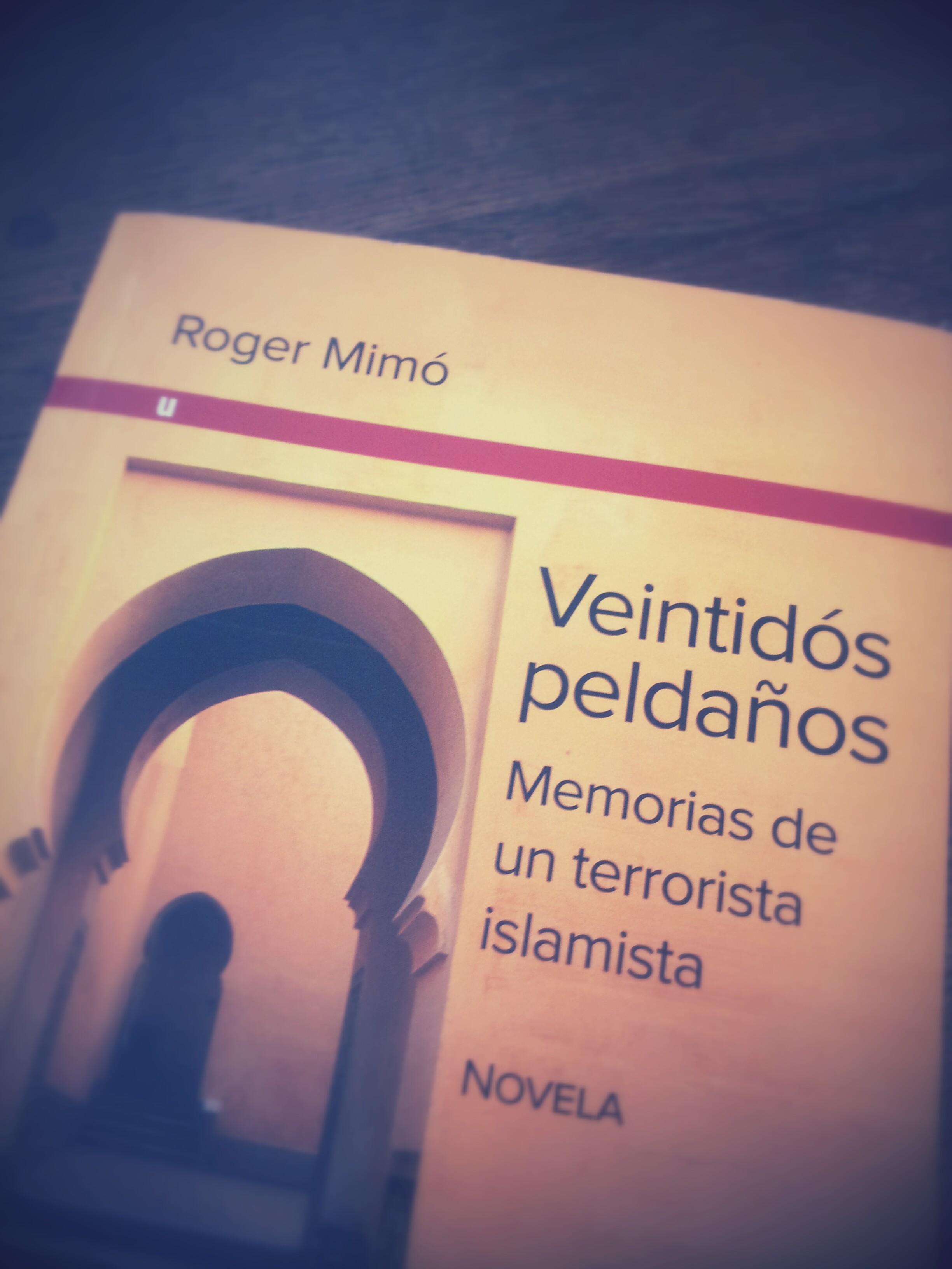 'Veintidós Peldaños' de Roger Mimó, una reseña de Dominique Bertholet para Comunica o Muere