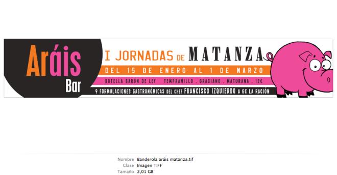 I Jornadas de Matanza Aráis Salobreña Francisco Izquierdo