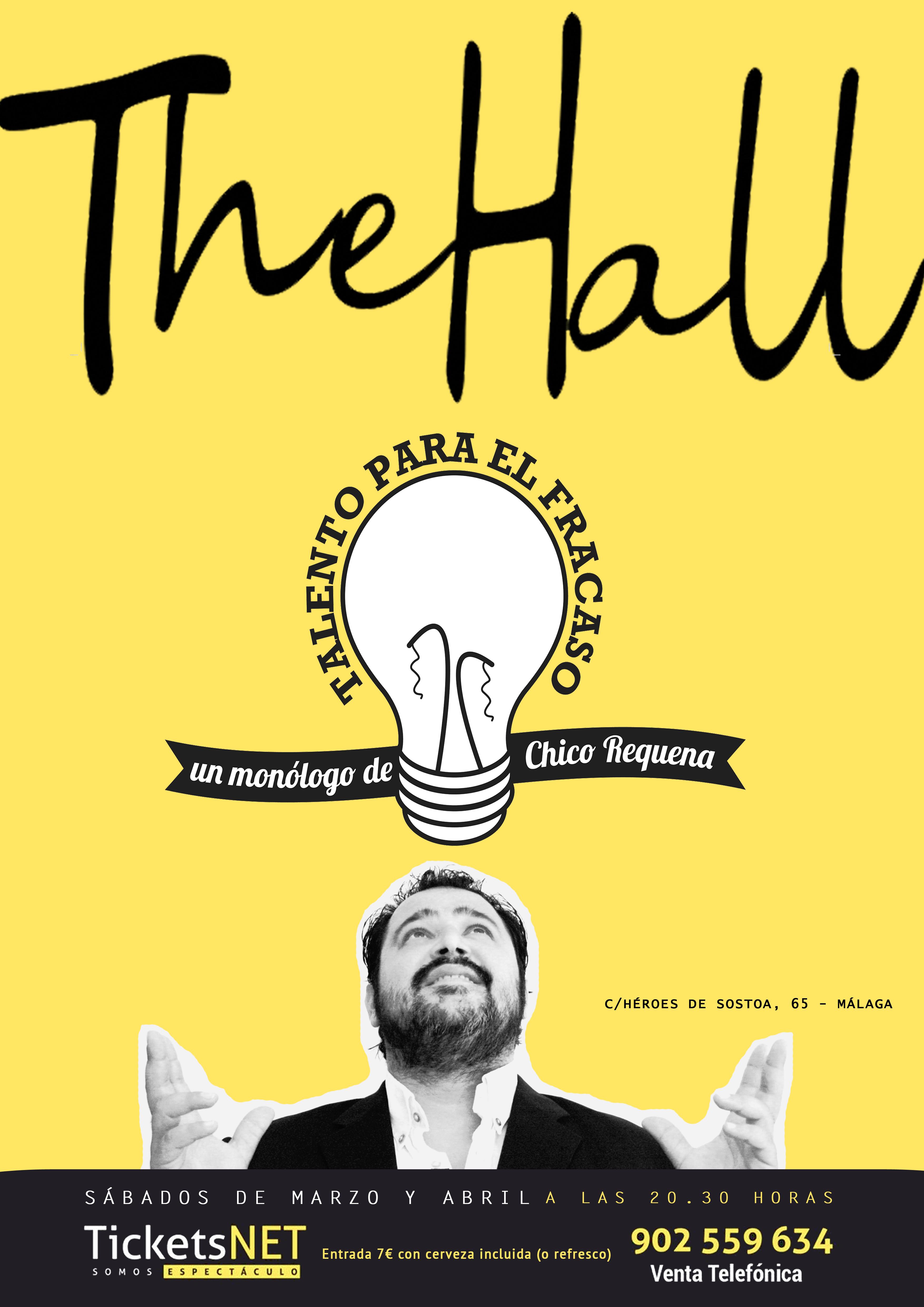 The Hall - Talento para el fracaso
