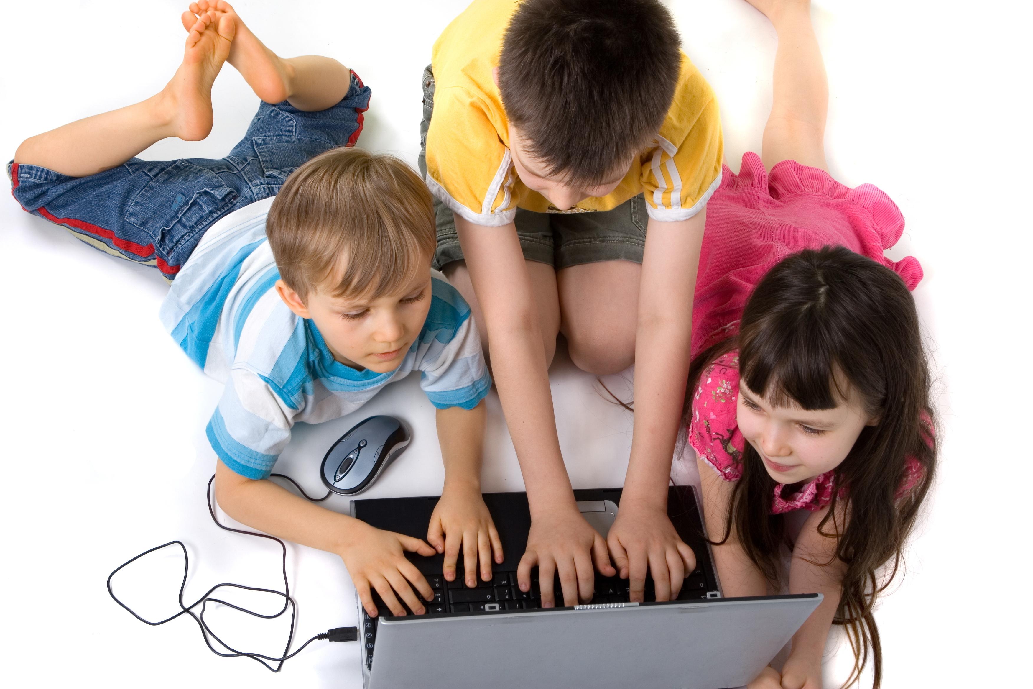 están seguros los menores en la red
