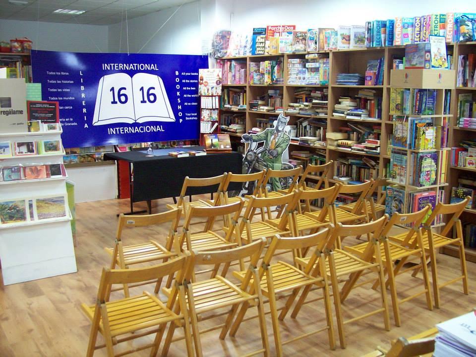 librería 1616 books