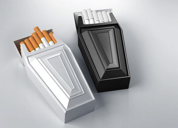 packaging creativos tabaco